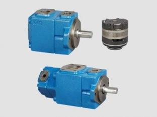 PVL Tek Hidrolik Paletli Pompa Vicker 600 - 1200/1500 / 1800 RPM