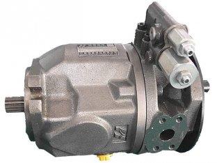 Çin 3300 rpm A10VSO18 Tandem hidrolik pompa SAE 2 delik UNC inç iş parçacığı. Tedarikçi