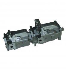 1800 devri için Eksenel Pistonlu Basınç Kontrol Tandem Hidrolik Pompa A10VSO140