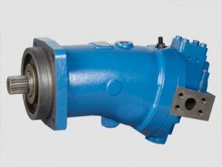 A6VM Hidrolik Rexroth Piston 80/107/125/160 cc için pompalar