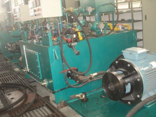Endüstriyel Hidrolik Pompa Sistemleri Mühendisliği / Gemi Makine için