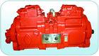 Çin 63cc, 112cc, 140cc Küçük Hidrolik Piston K3V63DT, K3V112DT, K3V140DT Pompalar şirket